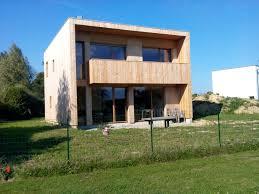Maison Cubique Compacte Bioclimatique Architecte Plan Maison