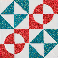 Drunkards Path Quilt Pattern Extraordinary GO Retro Drunkard's Path Quilt Pattern AccuQuilt