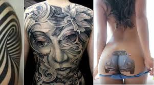 Fotogalerie Nejzajímavější Tetování Co Jste Kdy Viděli šíp