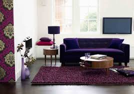 Purple Living Room Purple And Grey Living Room Furniture House Design Ideas