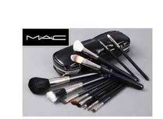 mac 12 pc professional cosmetic makeup brushes set with zipped pouch