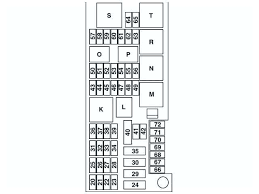 Gl450 Fuse Chart Gl550 Fuse Diagram Wiring Diagram Query