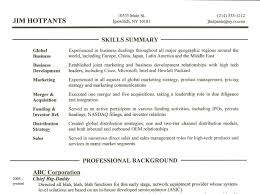 resume examples resume examples for skills section pics cover resume template skills section