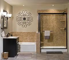 showers separate bath and shower traditional bathroom remodel with separate shower bathtub modern bathroom separate