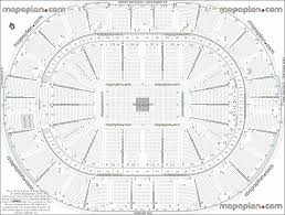 Newark Arena Seating Chart Prudential Center Seating Chart With Seat Numbers Luxury