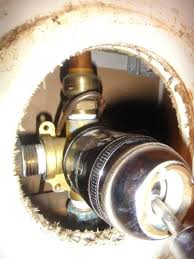 shower faucet leaking best how to repair a delta tub shower valve about delta bathtub faucet