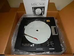 Partlow Mrc 5000 Circular Chart Recorder New Partlow Mrc5000 1 Pen Chart Recorder 51000011 Factory