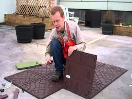 home depot rubber patio pavers patio designs