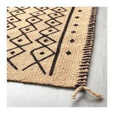 rug jute is a durable and recyclable material with natural color variations ikea uk jute rugs
