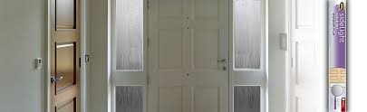 front door windowSidelight Window Film
