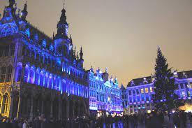 TOUR DEL BELGIO   Bruxelles, Belgio