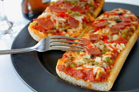 school french bread pizza. Contemporary Bread French Bread Pizza From 35 Genius Recipes For School Nights Intended