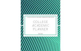 College Planners 2020 2019 2020 College Academic Planner 2young2drink
