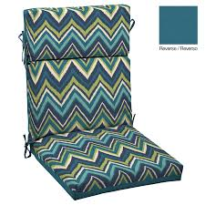 Shop Garden Treasures Stripe Cushion For Universal at Lowes