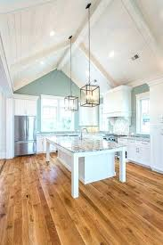 lighting for vaulted ceiling. New Vaulted Ceiling Pendant Lights Kitchen Ceilings Custom Homes Island South Lighting . For