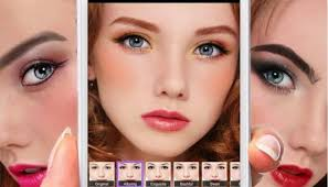 the youcam makeup app is like having a beautician at your fingertips tech guide