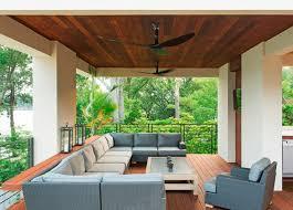 modern outdoor fans. Simple Outdoor Modern Outdoor Ceiling Fan Black Inside Fans