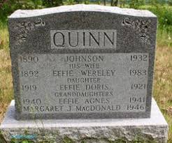 Effie Wereley Quinn (1892-1983) - Find A Grave Memorial