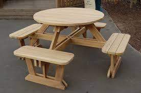 round iroko 8seater picnic suite2