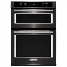 kitchenaid 30 in electric even heat true convection wall oven with inside home depot microwave ovens