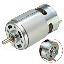 <b>775 Motor DC</b> 12V-36V 3500-9000RPM <b>Motor</b> Large Torque High ...