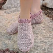 Knitted Sock Patterns Custom Knitting In The Round 48 Knit Sock Patterns And Knitted Slipper