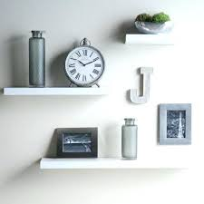 hanging floating shelves without studs medium image for charming hanging floating shelves without studs easy mount wall french cleat shelf with hang