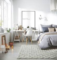 Nordic Bedroom Gravity Home Bedroom With Workspace In A 3d Scandinavian