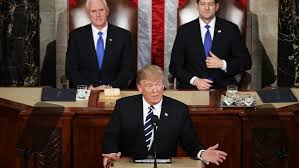 Resultado de imagen de Trump Congress Address Full Speech