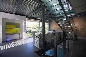 Steel Framed Houses Anthrazit House Ecosteel Prefab Homes Green Building Steel