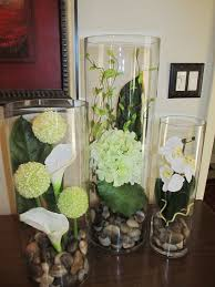 Tall cylinder vase set. Simple, but beautiful. Got this idea in Spain a
