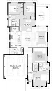 House Designs Floor Plans 3 Bedrooms House Designs Perth New Single Storey Home Designs