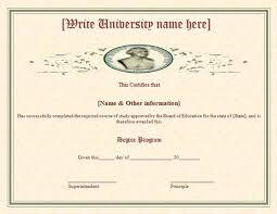 degree certificate templates blank degree certificate templates customcartoonbakery com