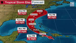 Tropical Storm Watch for Florida Keys ...