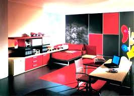 Black And Red Bedroom Decor Black White Red Bedroom Red Black White ...