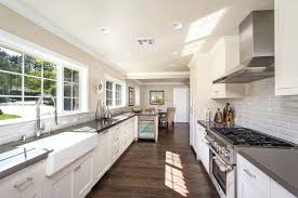 kitchen cabinets galley kitchen cabinets beautiful efficient small kitchens traditional home enlarge galley kitchen design
