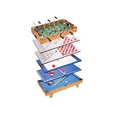 Table Jeux multiples 8 en 1 - Achat / Vente mallette multi-jeux ...