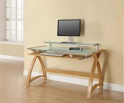 office study desk. Oak Home Office Study Computer Desk With Sliding Keyboard Tray E