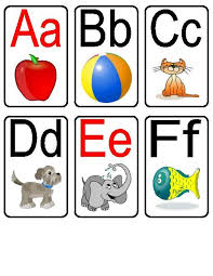 Free Printable Alphabet Letters Flash Cards Printable