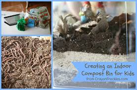the dirt on composting diy compost bin with worms