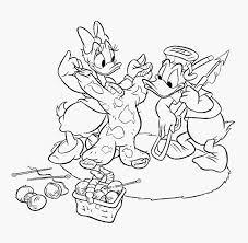 Tekening Donald Duck Voorbeeld 55 Elegant Donald Duck Kleurplaat