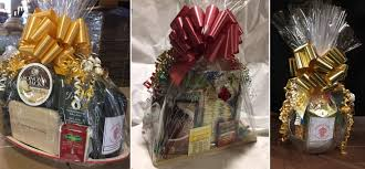 our wide selection of ponents allows us to customize a basket for just about any occasion for anyone or any business