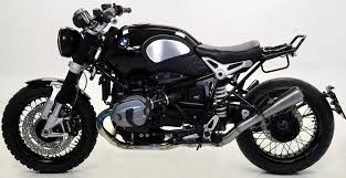 2018 bmw r nine t. interesting nine titanium prorace slipon exhaust by arrow bmw  r ninet scrambler with 2018 bmw r nine t