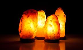 Himalayan Salt Lamp Side Effects Classy The Magic Of Himalayan Salt Lamps