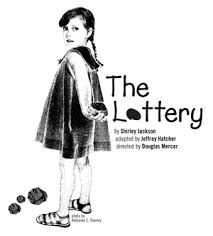 southern gothic analysis the lottery the lottery by shirley jackson