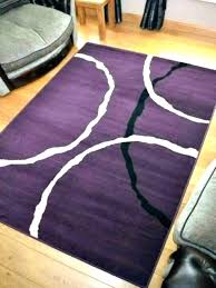 purple black and white area rugs grey rug