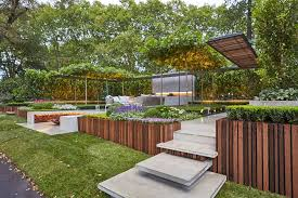 Small Picture Landscape architect wins Melbourne Show Garden Gold Medal with