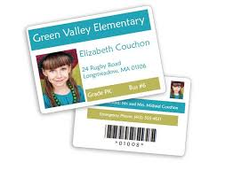 Student Rediker Card Id Cards Software Ids Photo School -