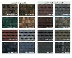Gaf Shingle Colors Thorsbakken Co