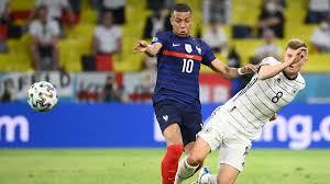 Doch bevor griezmann rechts außen den ball bekommt, ist marco reus mit nach hinten geeilt und holt einen. Euro 2020 Frankreich Deutschland Live Im Tv Livestream Und Liveticker Eurosport